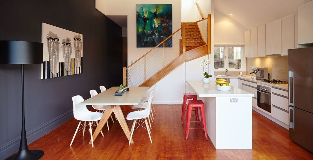 Designed by Woulfe - Family Home, Sydney