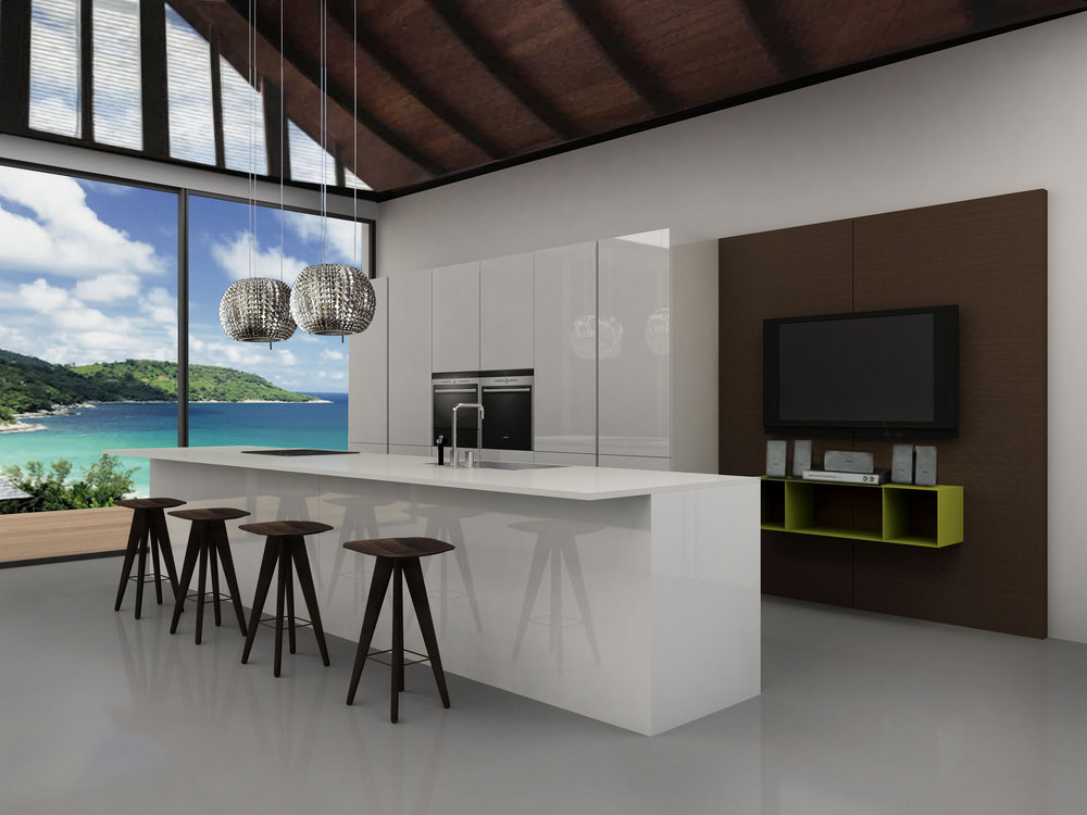 Designed by Woulfe, Residential Projects