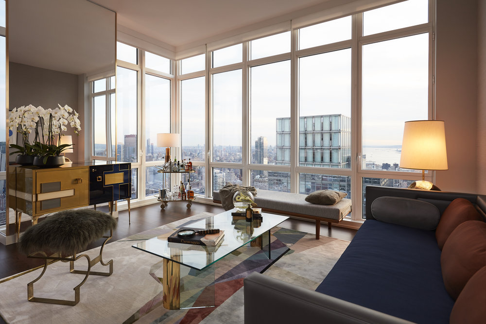Designed by Woulfe, NYC Luxury Penthouse