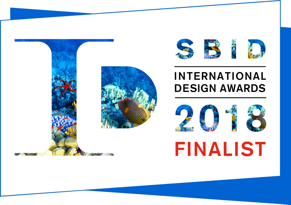 Designed by Woulfe, SBID International Design Awards