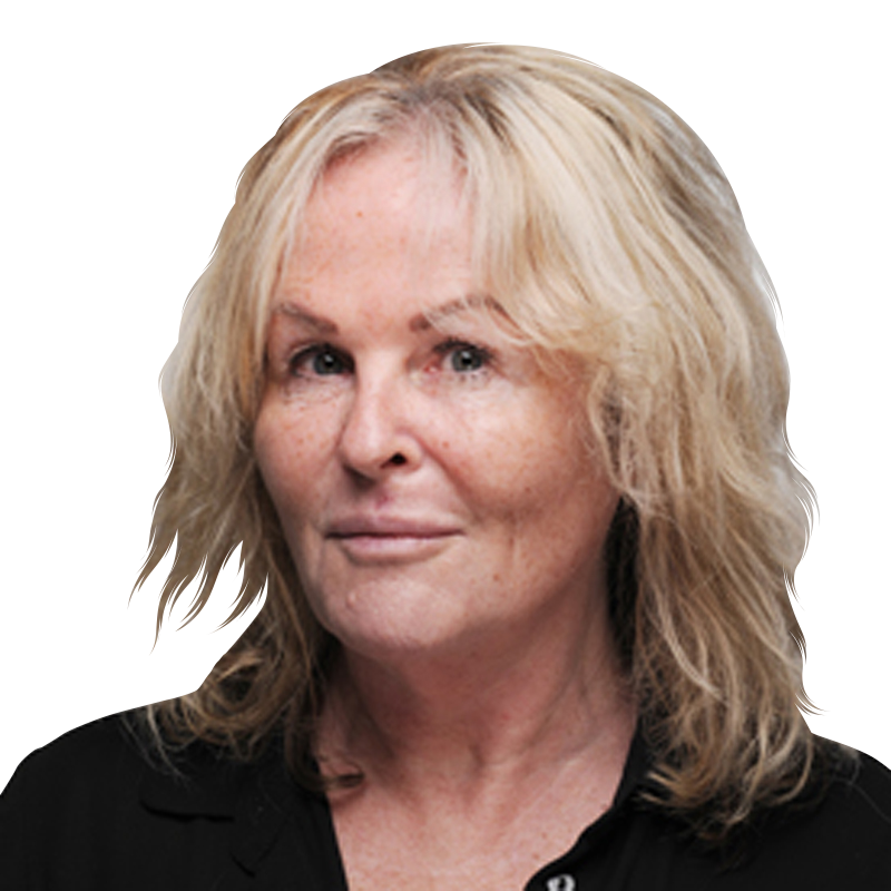Linda Taylor. Group Production Editor, The Independent
