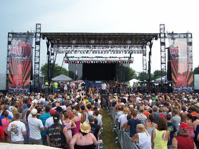 The Big O Music Fest - Owensboro, KY - Courtesy of SRO