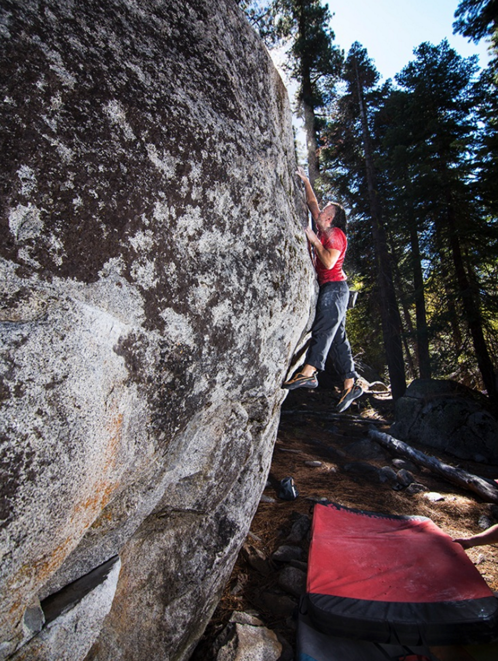 "Jason sending the ""Race Against Time"" v6 (pre-breakage)."