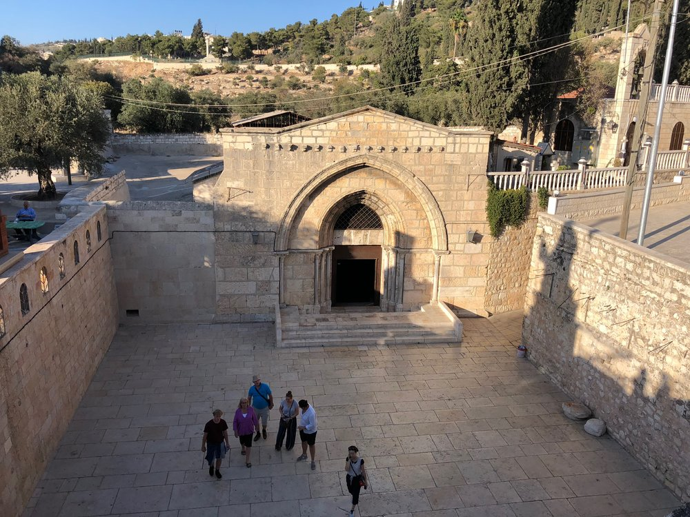 2018 Pilgrimage To Dubai Cyprus The Holy Land And Greece