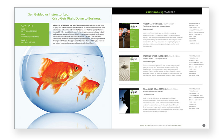 Product catalog Client: Axzo Press Role: Art direction, photo research, design, and production of 24-page catalog.