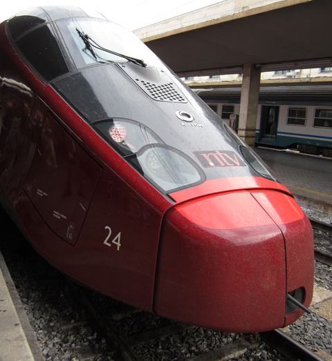 ItalianBulletTrain