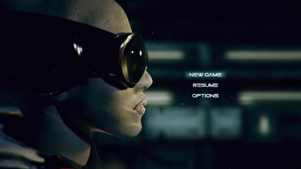 Sci-fi Game Concept