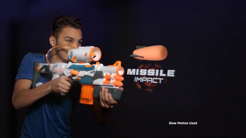 NERF | 'Modulus Tri-Strike Blaster' Official T.V. Spot | HASBRO