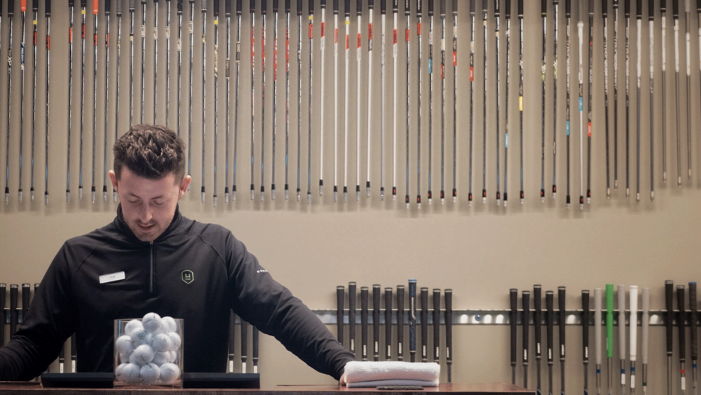 MERGING - THE BODY AND SWING WITH THE PERFECT CLUBS.A SYNERGISTIC PROCESS FOR TRUE RESULTS.