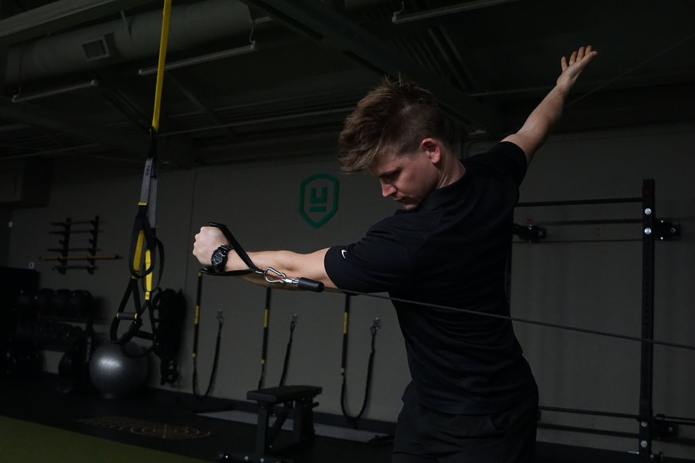 THE BODY - IS KEY TO UNLOCKING OPTIMAL PERFORMANCE.TRANSFORMING GOLFERS TO ATHLETES.