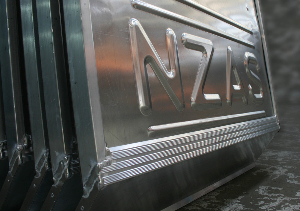 Yunca redesigned and manufactured lightweight cell hoods for NZAS and Dubal smelters