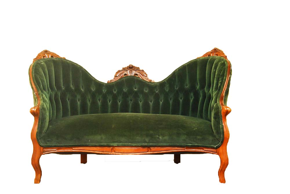 BONNIE settee (pairs with Clyde)