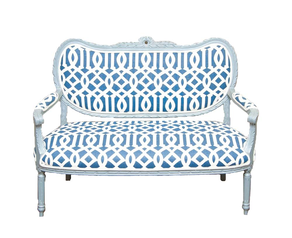 I LOVE LUCY settee