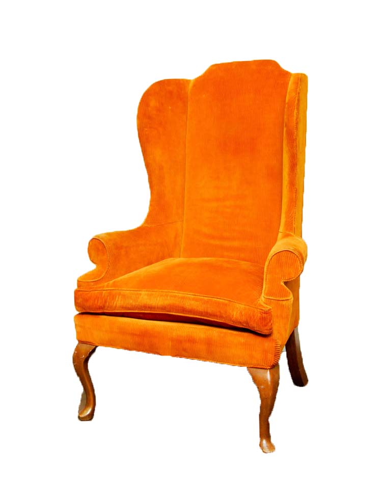 ORANGE IS THE NEW BLACK arm chair