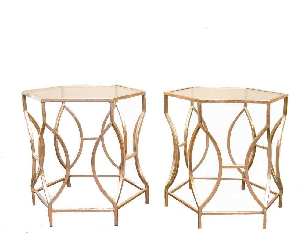 BARRIE side tables (2)