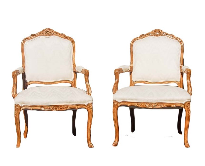 NADEEN arm chairs (2)
