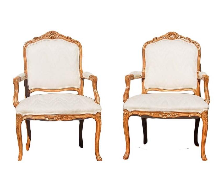 NADEEN arm chairs (2)