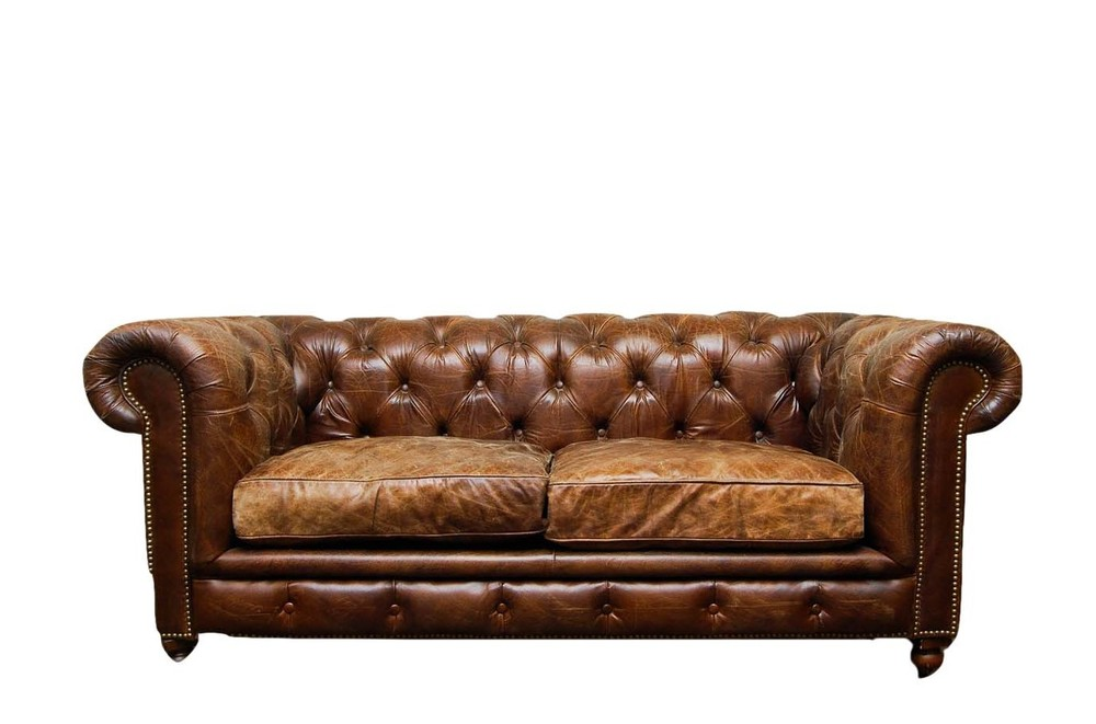THE BIG LEBOWSKI leather sofa