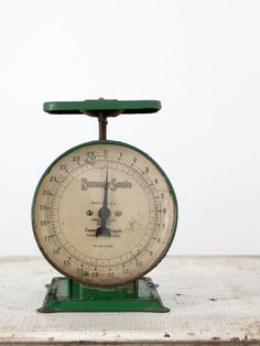 Antique Green Scale