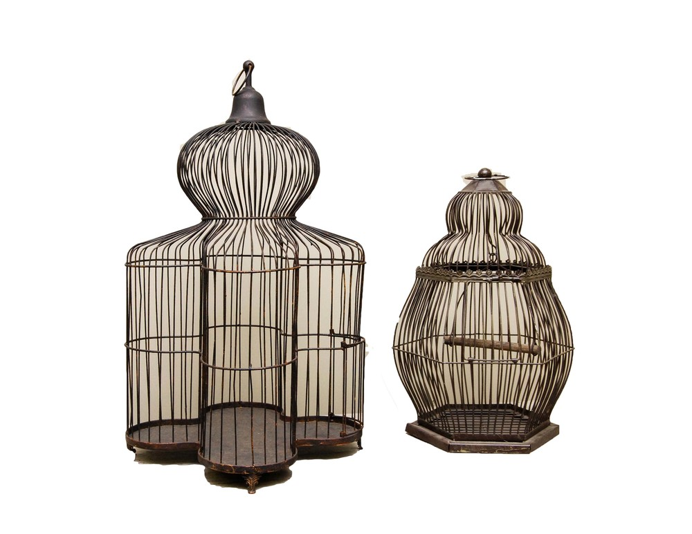 Brass Bird Cages