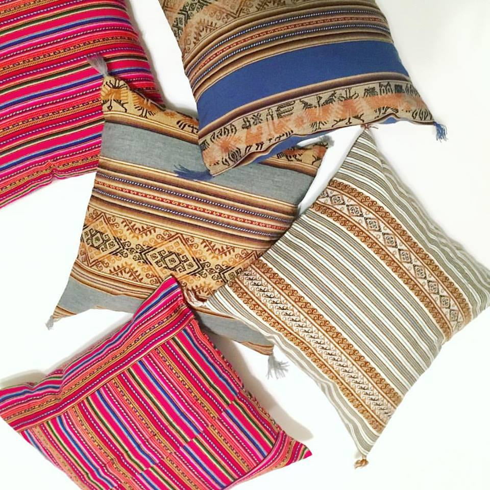 Peruvian Pillow Collection (assorted)