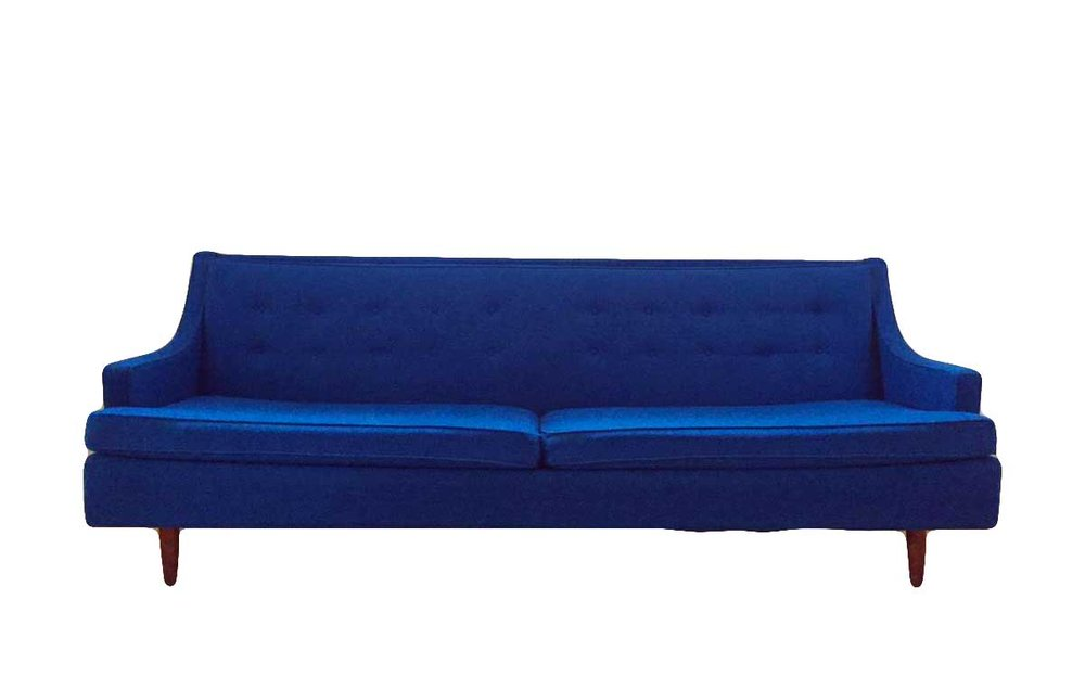 SAILOR MOON mid-century sofa