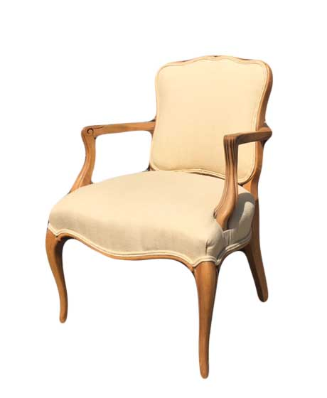 CREME BRULEE arm chair