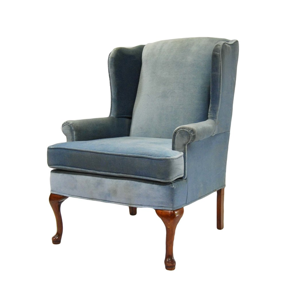 ICE ICE BABY Wing Back Chairs (2)