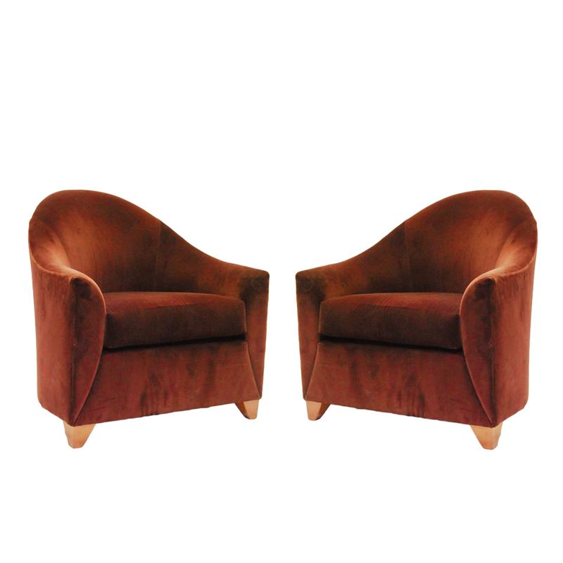 MAROON 5 club chairs