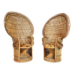 ARCHIE peacock chairs