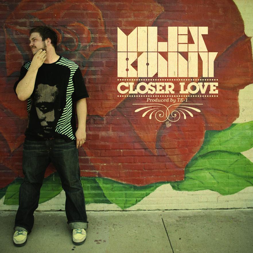 Miles Bonny - Closer Love EP