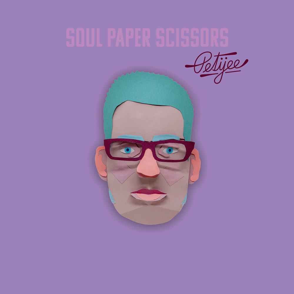 "Peijee ""Soul Paper Scissors"" on Vinyl and Digital Download Now - Featuring About Love w MB"