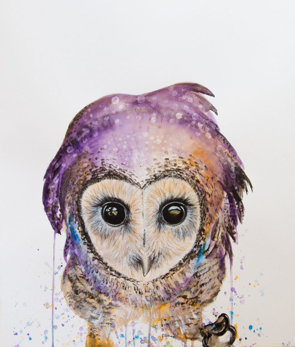 Day 30 - Owl - Zoe Wood - 2017 (1 of 1).jpg