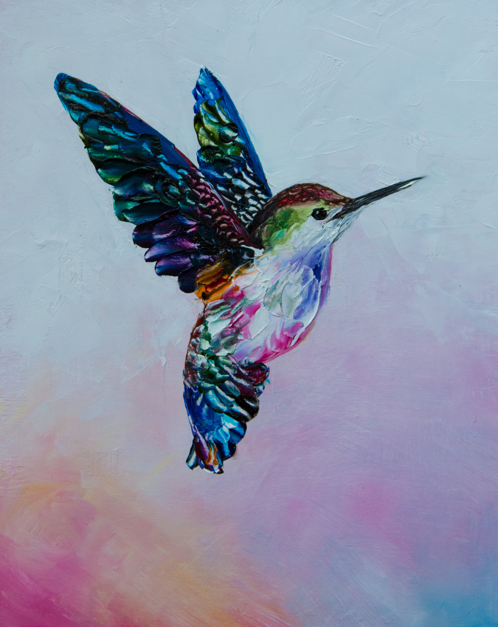 Day 9 Hummingbird - Zoe Wood - 2017 (1 of 1).jpg