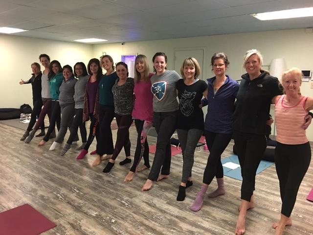 YogaFit Mood Balancing