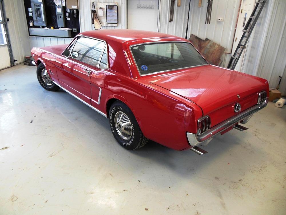 Mustang Pro Touring