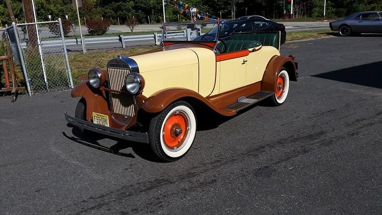 1928 Oldsmobile Restoration