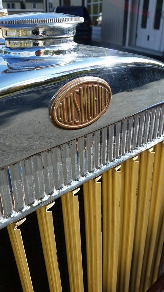 Classic Olds Logo
