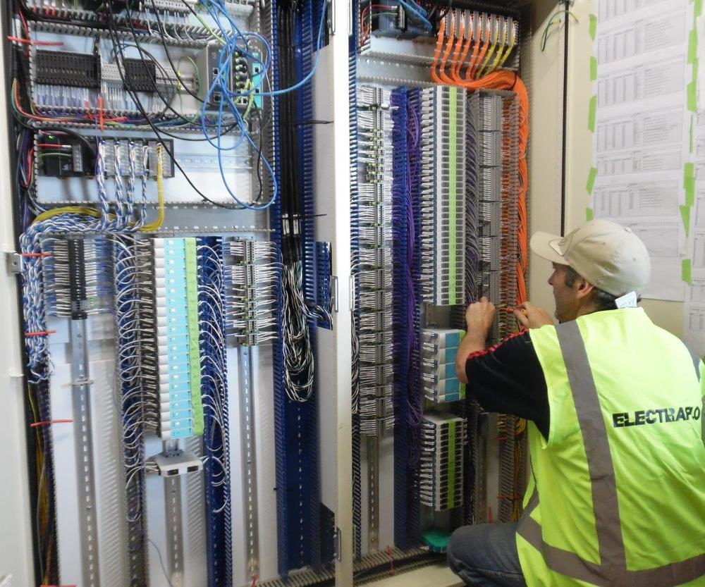 Industrial Electrical Automation Solutions Electraflo Wiring Site Work