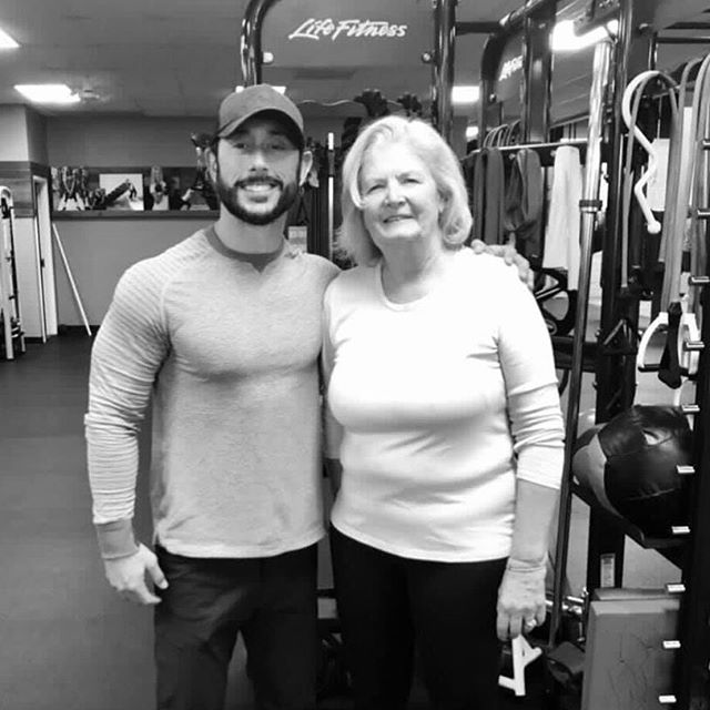What you do for others is the most valuable currency there is! Sue has trusted me with her health and wellness for the last 12 years! It's hard to believe we've been training together since I was 22 years old.  I'm blessed for the opportunity over the years to have such great clients!#justdudas #dudasfitness #stltrainer #stlpersonaltrainer #fitspiration #areteaccelerator #aretesyndicate #iamarete #personaltrainer #stcharles #fitfam #seniorhealth #seniorfitness #helpothers #caring #healthyhappy