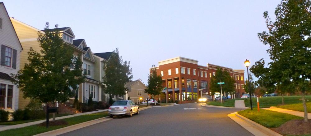 Winmore Mixed-Use Development in Chapel Hill, North Carolina