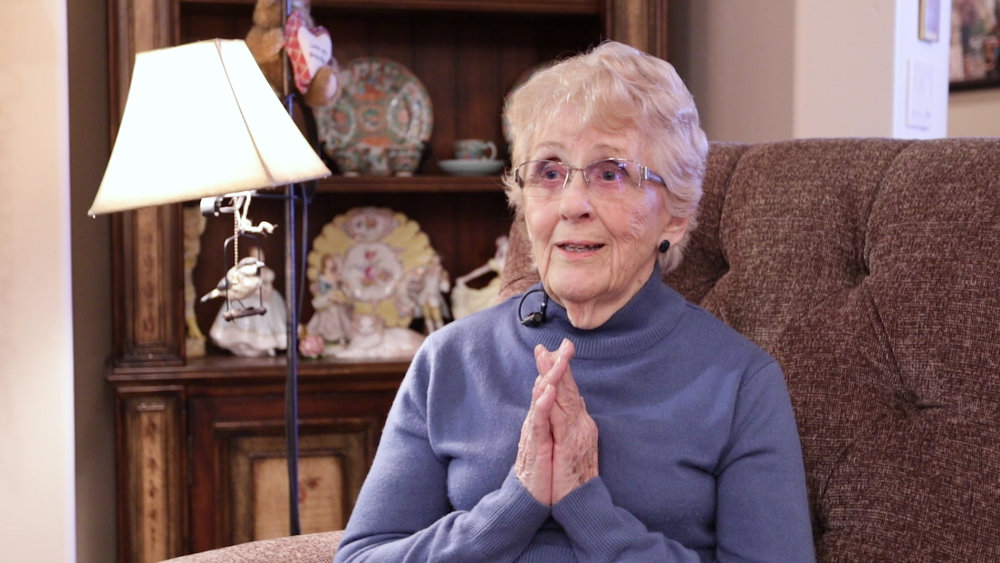 An amazing Life Experience Interview of Ellen Bates. Where she shares powerful stories and advice from her life.
