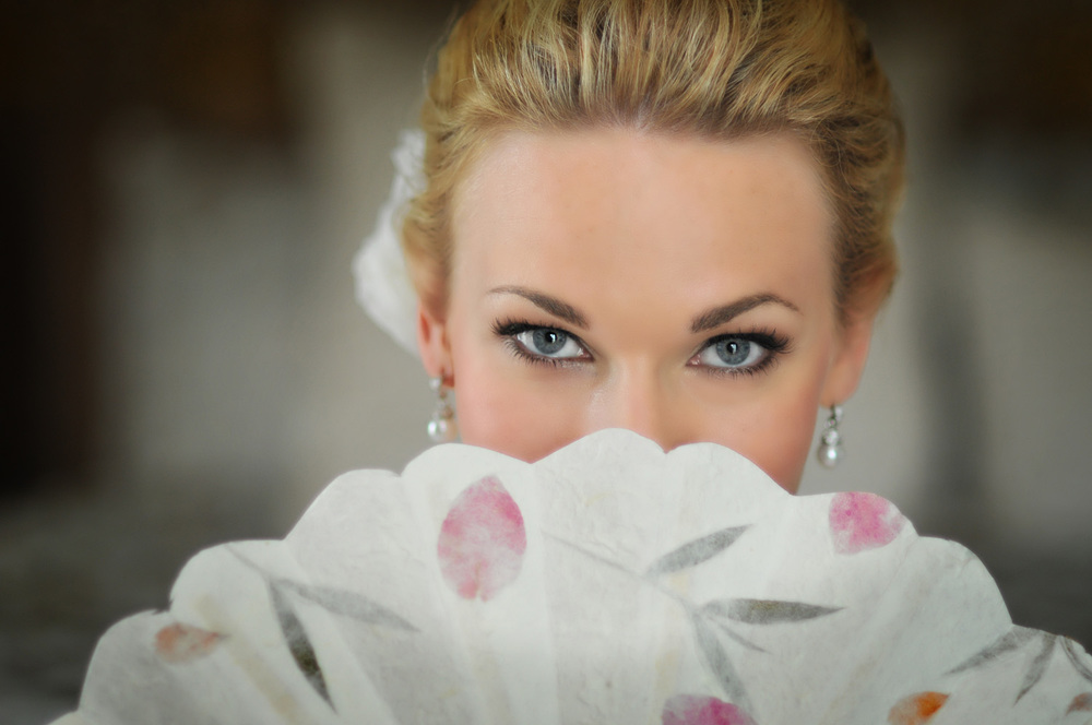 Portrait of Beth at Seaview Resort / Meyer Photography