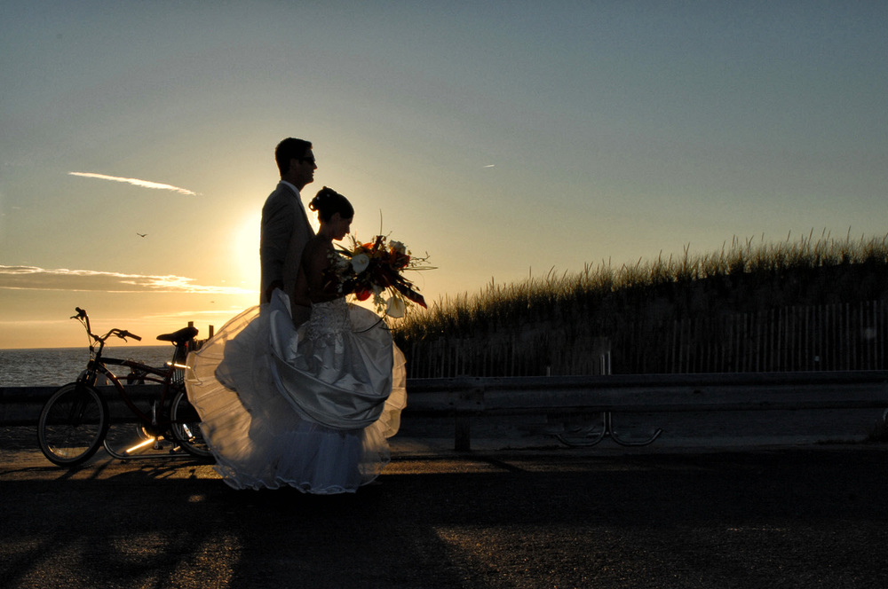 Cape May silhouette / Meyer Photography