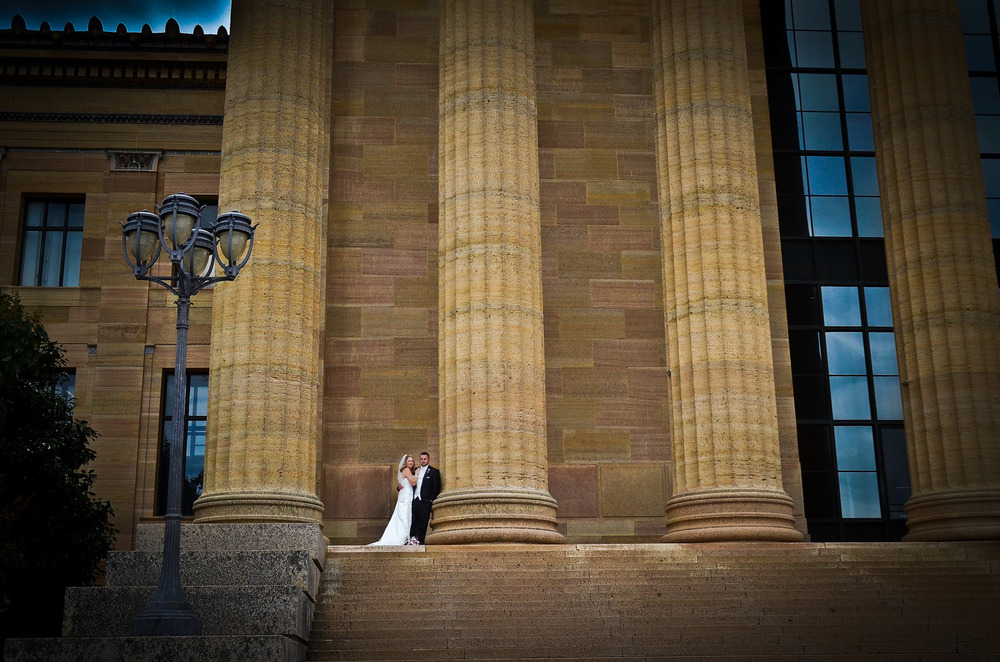 Philadelphia Art Museum steps / Meyer Photography