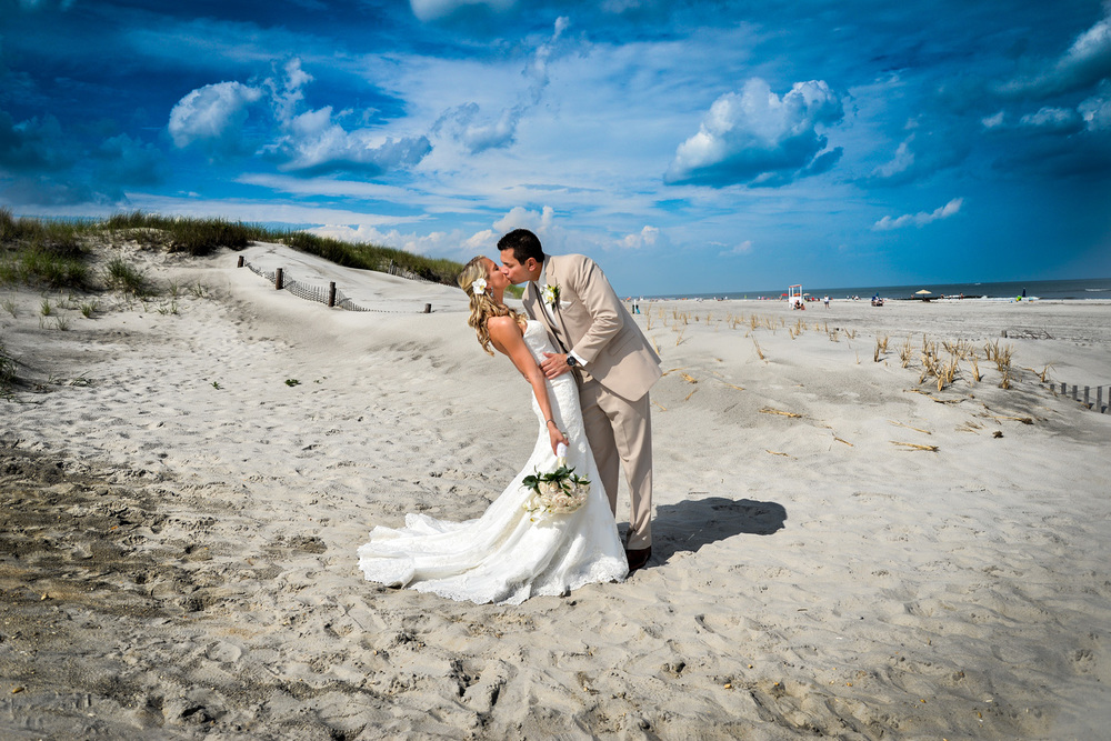 Brigantine, NJ beach portrait / Meyer Photography