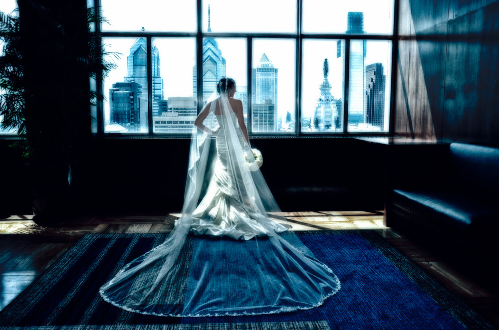 Lowe's Downtown Philadelphia Hotel wedding / Meyer Photography