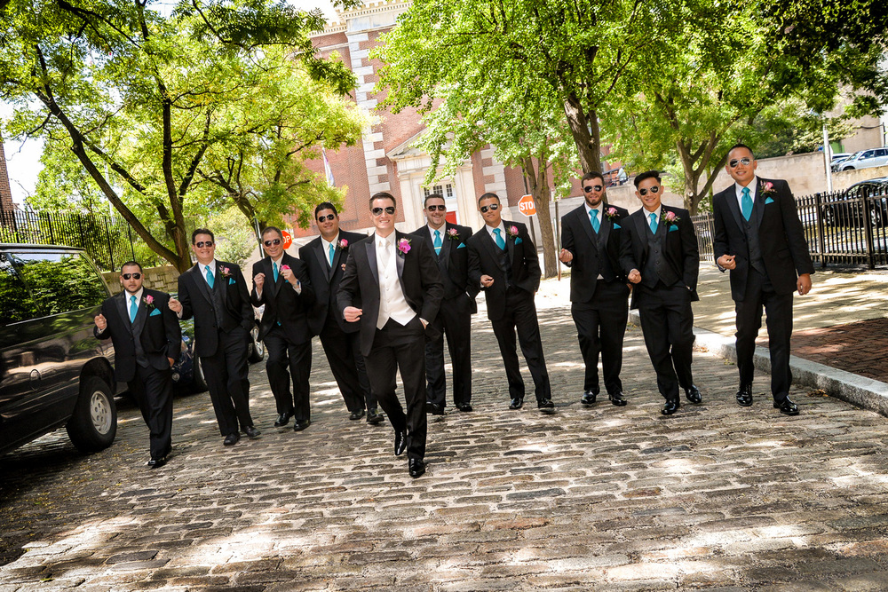 Lucien's Manor wedding / Meyer Photography