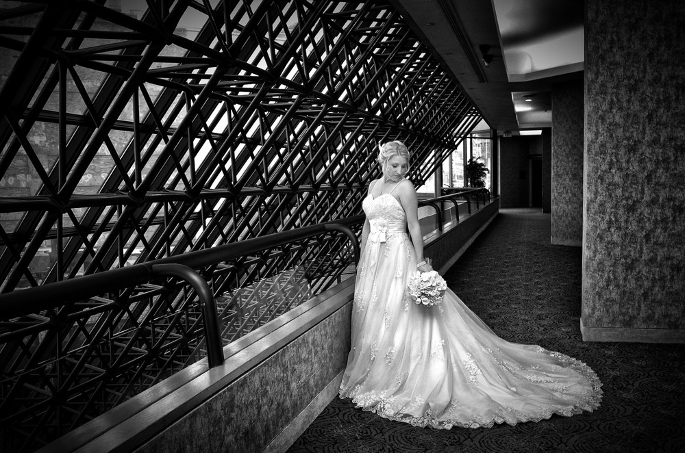 Doubletree hotel Philadelphia wedding / Meyer Photography