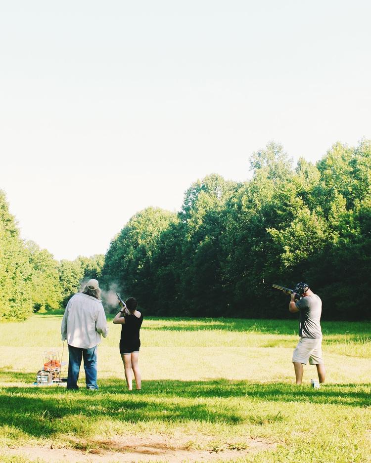 Franklin Charlie Haffner Memorial Shooting Range Aka Where I Shot